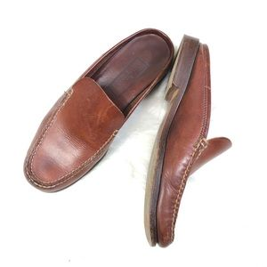 Cole Haan Ryann Leather Mule, Saddle Tan
